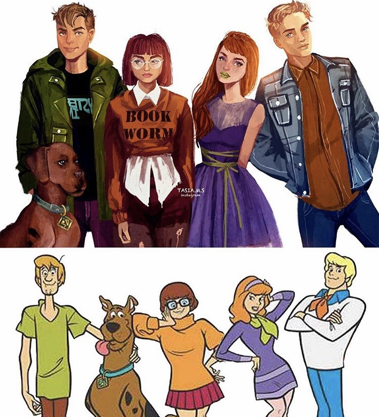 House of Akih Scooby Doo